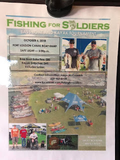 Fishing For Soldiers Tournament 2018