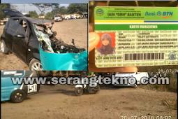 Kecelakaan Maut MiniBus Dengan Dumtruck Di Taman Kopasus Serang Banten