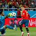 España no pudo con Marruecos pero clasificó 1ro y va contra Rusia en octavos