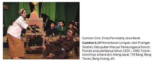 11 Jenis Teater Tradisional Indonesia atau Nusantara