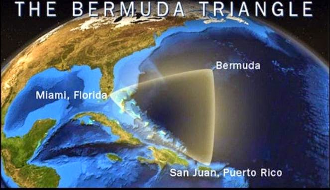 Menyibak Misteri Segitiga Bermuda (Beberapa Pendapat Ahli)