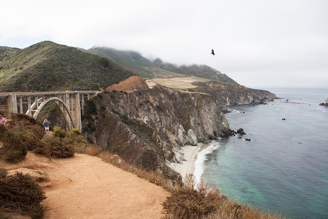 Roadtrip Highway 1 - Bixby Bridge