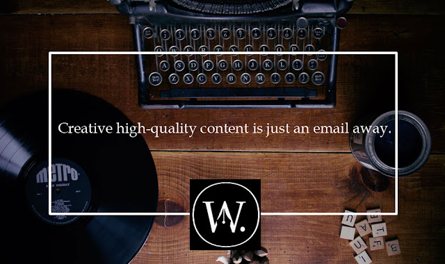 Creative Quality Content by Wit Ink