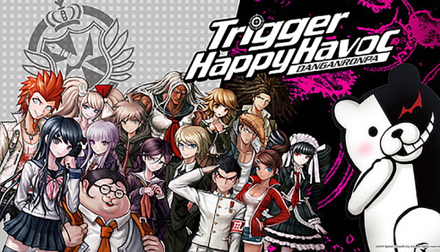 Danganronpa Trigger Happy Havoc PC Full Version