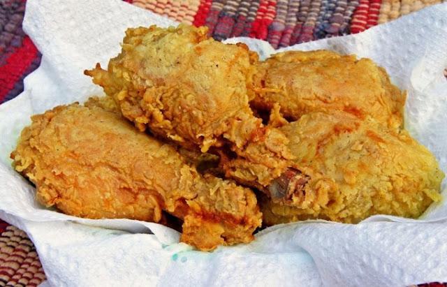 Resep Ayam Pop Tepung
