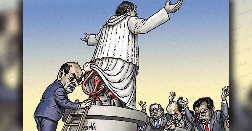 Carlincaturas Jueves 2 Mayo 2019 - La República