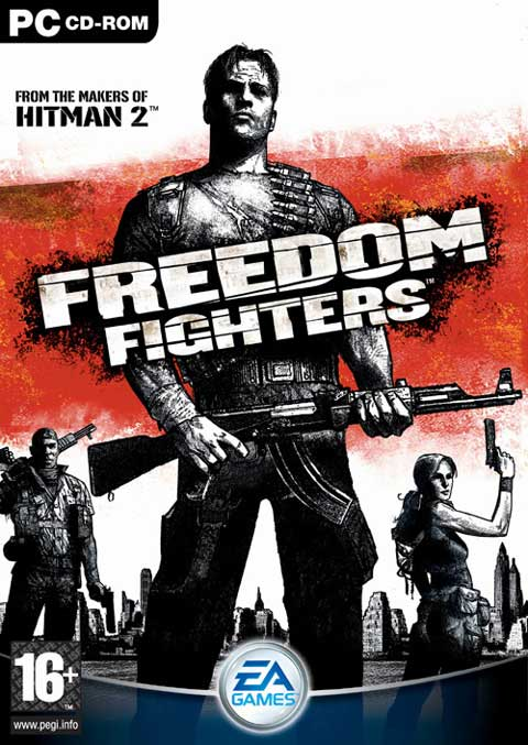 Freedom%2BFighters%2B%255BItaliano%255D - Freedom Fighters [Italiano] | PC