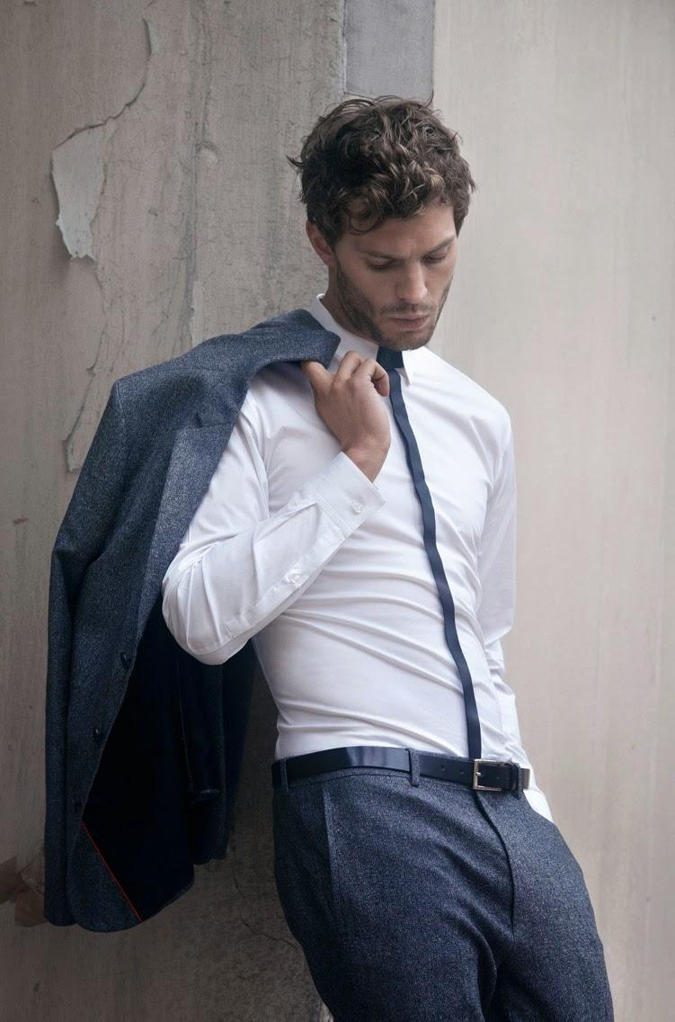 Wonderful Jamie Dornan Life: Jamie for Hugo Boss Fall/Winter 2011 Campaign SS73