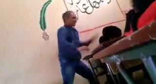 مديرية الحموشي تدخل رسميا على خط فيديو الأستاذ اللي تكرفص على تلميذة ووصفها بالعاهرة