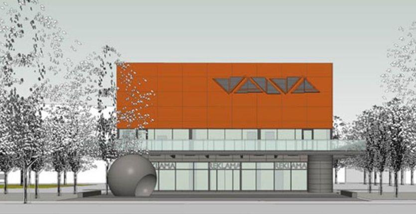 Vaiva Новый проект здания