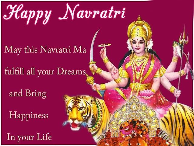 Happy Navratri Wallpapers 2