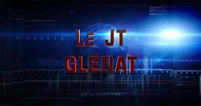Le Journal Télé Glénat sur BDFMTV