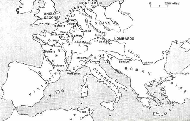 Mr. Morris World History 9 Website 2012-2013: Middle Ages