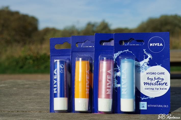 Nivea Lip Care range