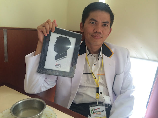 PKS Lampung Tandatangani Kontrak Komitmen Di Rakornas
