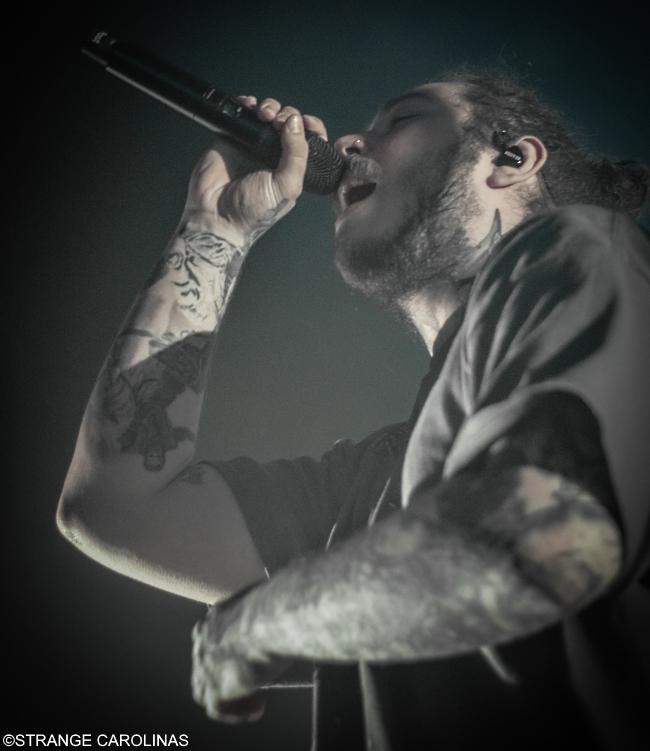 Concert Review: Post Malone | Strange Carolinas: The
