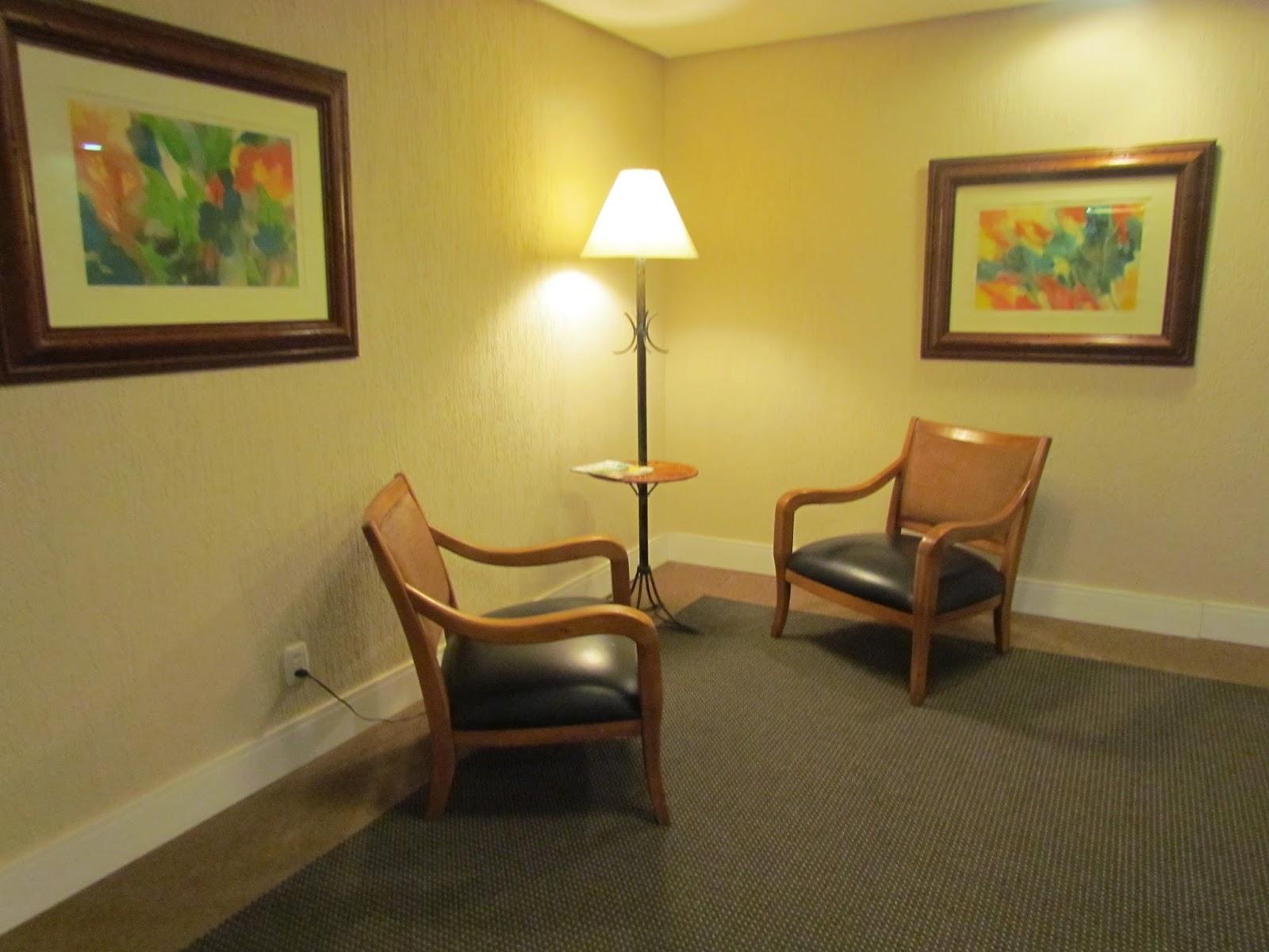 salas no hotel laje de pedra