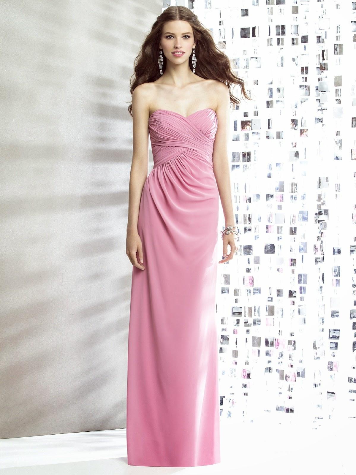 Maravillosos vestidos de damas | Moda y Tendencias | 101 Vestidos de ...