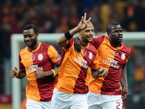 CLB Galatasaray có sẽ không được tham dự giải đấu UEFA Champions League hoặc Europa League trong mùa giải sau.v