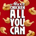 Max's Restaurant Chicken All You Can Nationwide