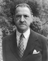 Maugham photographed by Carl Van Vechten in 1934
