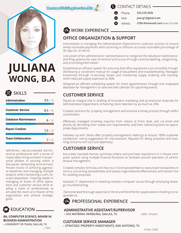 Free Resume Template - What Makes A Good One? - Dadakan