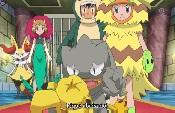 Pokémon XY - Episódio 81