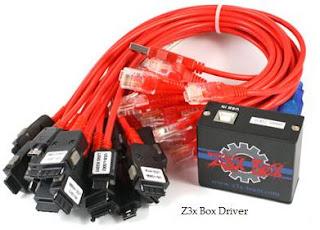 Z3x Box Driver for Windows 23bit 6 bit Free Download