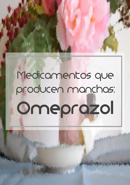 Medicamentos fotosensibilizantes: Omeprazol