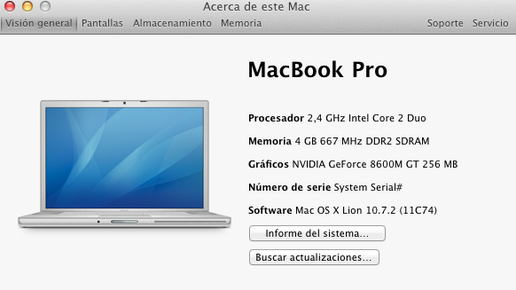 Cambiar Numero De Serie Para Recuperar Apple Id En Mac Manzanas