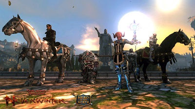 Download free to play Neverwinter