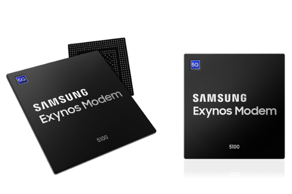 SAMSUNG announces Exynos Modem 5100, World's first 5G Modem fully compliant with 3GPP standards