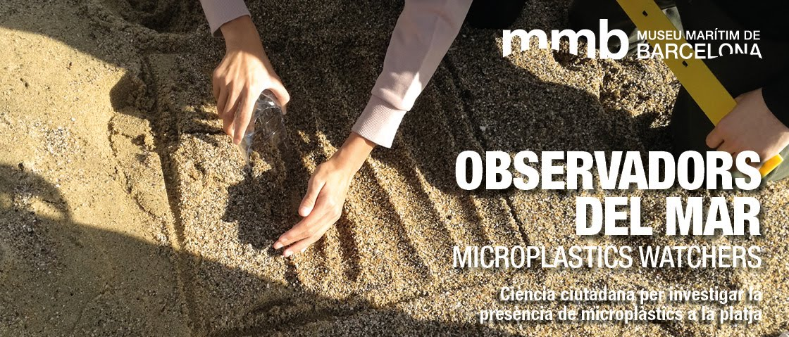 Observadors del mar - Microplastics watchers