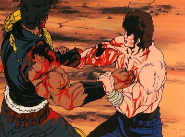 Kenshiro vs. Raoh (Hokuto no Ken)