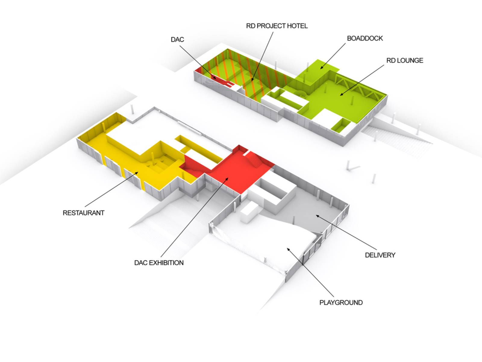 Architectural Program Diagram And 2 Viper 4115v Remote Start Wiring Construction Begins Of Bryghusprojektet By Oma A As