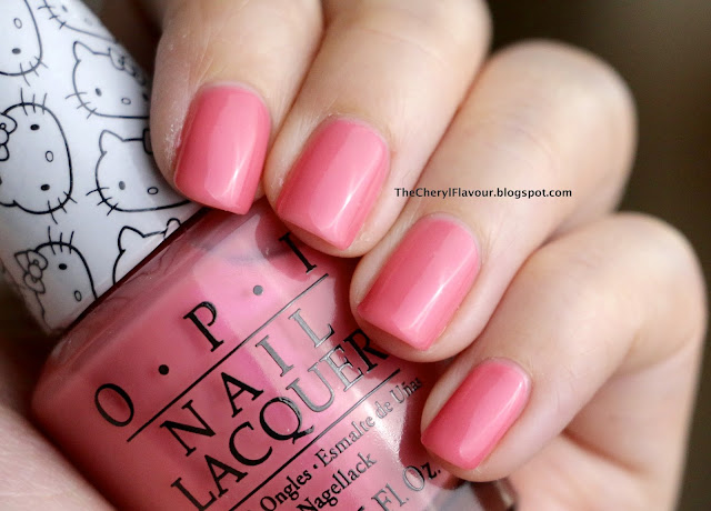 OPI Sitting Under Cherry Blossoms