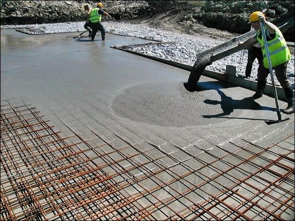 construção Concreto Auto Adensável