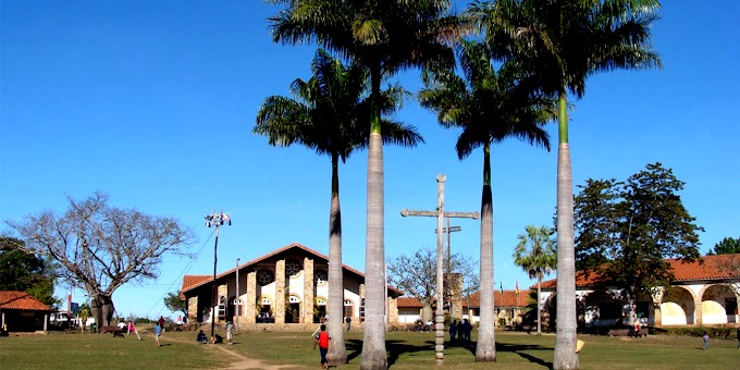 San Antonio de Lomerío. municipio cruceño (Bolivia)