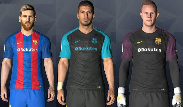 FC Barcelona Rakuten Sponsor by Ggblues