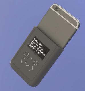 carcasa que te permitira bloquear la señal de tu iphone