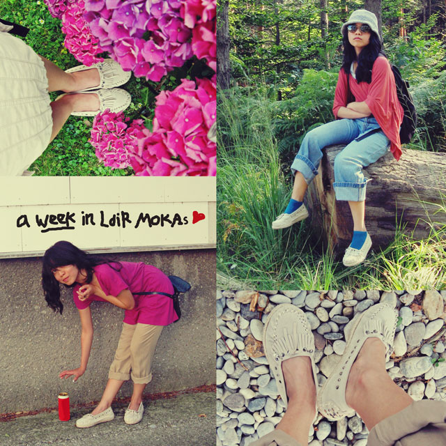 Chachamisu, fashion, review, LdiR Mok moccasins slipper test part 2