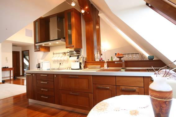 Arredamento mansarda casa arredare sottotetto - Idee arredamento mansarda ...