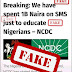 The Truth About NCDC Spending 1 Billion Naira On SMS To Nigerians