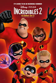 the incredibles 2 film animasi superhero terbaik