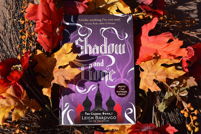 """Shadow and Bone"" Leigh Bardugo"