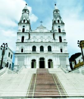 Escadaria da Igreja Nossa Senhora das Dores, Porto Alegre