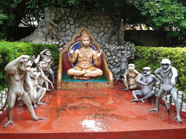 anjana mata temple