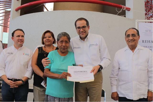 Entrega JIPS obras por más de 75 MdeP en el municipio de Colima