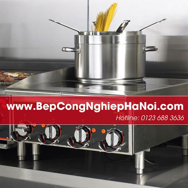 Bếp từ công nghiệp rẻ nhất tại Hà Nội