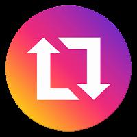 تحميل برنامج repost for instagram